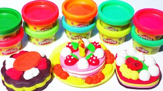Download Play Doh Cake Playset Playdoh Playdough Play Dough Birthday Cakes Cooking Games Kids Kitchen Toys Video