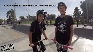 Download Cody Flom vs. Tanner Fox: Game of SCOOT! Video
