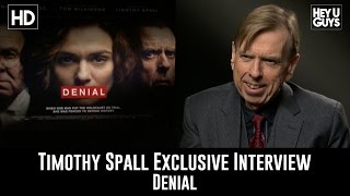 Download Timothy Spall Exclusive Interview - Denial Video