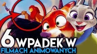 Download 6 wpadek w FILMACH ANIMOWANYCH! | Dafuq Video