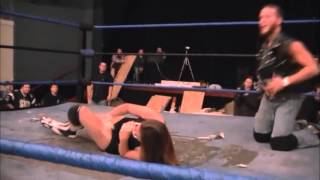 Download 12/7/12 CPW ″7 Deadly Sins″- ″Cutthroat″ Reed Bentley vs. ″Crazy″ Mary Dobson in a BLT Match. Video