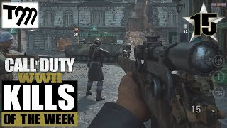 Download Call of Duty WW2 - TOP 10 KILLS OF THE WEEK #15 Video