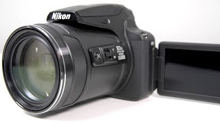 Download Nikon Coolpix P900 w/ 2,000mm Zoom! Hands-on Review! Video
