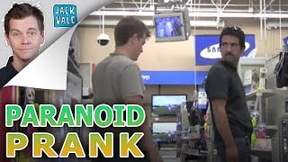 Download Paranoid Prank Video
