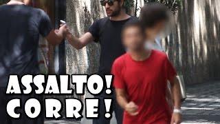 Download PEGADINHA: PASSA O CELULAR (ft. NSTV) Video