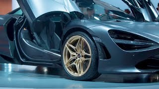 Download McLaren 720S '1 of 1' by MSO at the Dubai Motor Show Video