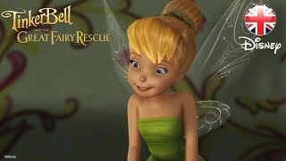 Download TINKER BELL AND THE GREAT FAIRY RESCUE | Sneak Peek | Official Disney UK Video