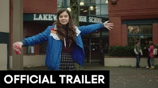 Download THE EDGE OF SEVENTEEN - OFFICIAL UK TRAILER [HD] Video