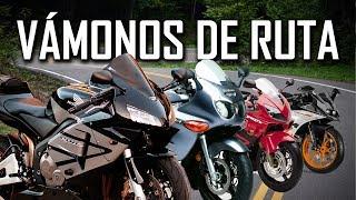 Download Hay 4 motos en El Atazar Video