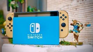 Download Nintendo Switch - Zelda Breath of the Wild Edition! Video