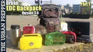 Download Urban EDC Backpack (v3.0) by TheUrbanPrepper (1/2) Video