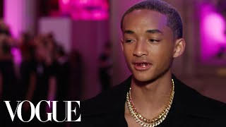Download Jaden Smith on His Dracula-Inspired Met Gala Look | Met Gala 2017 Video