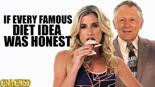 Download If Every Famous Diet Idea Was Honest - Honest Ads Video