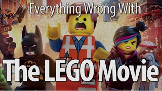 Download Everything Wrong With The Lego Movie Video