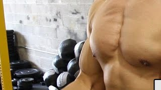 Download CHEST 7 min At Home Workout For Men NO WEIGHTS - CHEST MUSCLE BUILDER Video