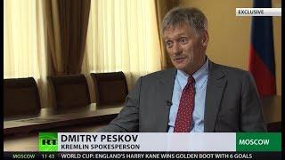 Download Putin puts Russia's interests first & respects Trump's 'reciprocal beliefs' – Kremlin spokesman Video