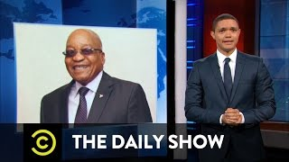 Download South African President Jacob Zuma & The Panama Papers: The Daily Show Video