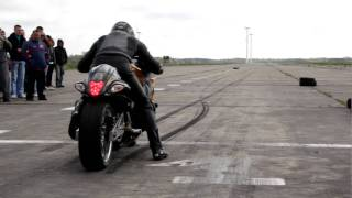 Download Hayabusa turbo 500km 1/4 mili Śniatowo 2011 Video