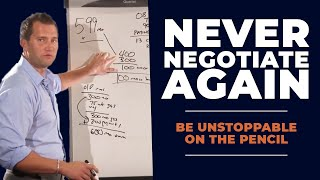 Download Car Sales-Never Negotiate Again! Close with 100% Money Justification! Be Unstoppable On The Pencil! Video