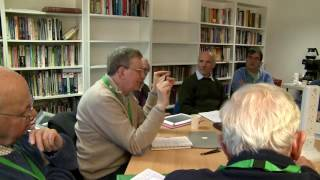 Download EDSAC team meeting discussion, Spring 2017 Video