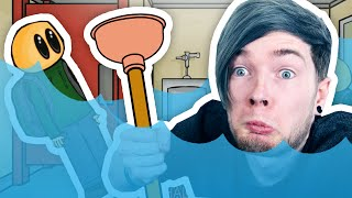 Download FLOODING THE SCHOOL TOILET!! | Riddle School 3 Video