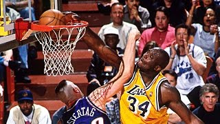 Download Shaquille O'Neal Lakers Mixtape! Hall Of Famer Gets Statue At Staples Video