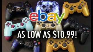 Download Buying Cheap PS4/PS3 Controllers From eBay - Are They Worth It? Video