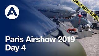 Download Paris Airshow 2019: Day 4 - LIVE Video
