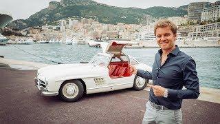 Download DRIVING MY 1955 MERCEDES 300SL IN MONACO | NICO ROSBERG | eVLOG Video