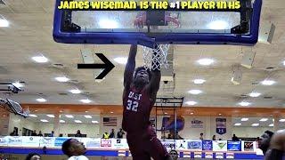 Download 100% PROOF James Wiseman Is The #1 Player in High School Video