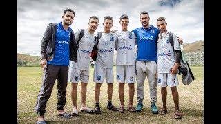 Download Jogadores de futebol da Síria treinam para se profissionalizar no Rio de Janeiro Video