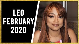 Download LEO FEBRUARY 2020 ″YOU GET YOUR PERSON IN THE END!″ Video