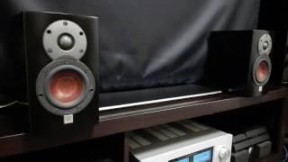 Download 【Part 27】 オーディオルーム DALI MENTOR MENUET LUXMAN L-505uX Denon DCD-1650RE Video