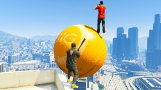 Download GTA 5 Funny Ragdolls - Jumping Fails #11 Video