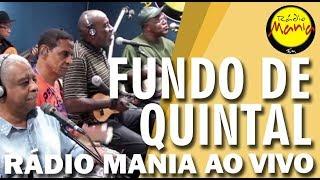 Download 🔴 Radio Mania - Fundo de Quintal - A Batucada Dos Nossos Tantãs Video
