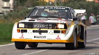 Download Audi Quattro S1 Group B PURE SOUND - Turn Up The Volume! Video
