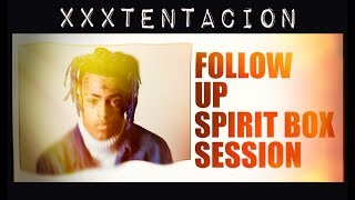 Download XXXTENTACION SPIRT BOX - FOLLOW UP...SAYS HE FOUND THE LIGHT! Video