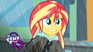 Download MLP: Equestria Girls - Sunset Shimmer's 'Monday Blues' Official Music Video Video