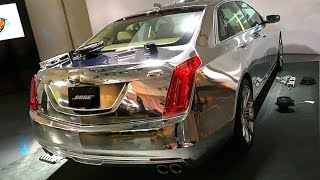 Download 2016 Cadillac CT6 Bose Panaray 34 Speaker TECH REVIEW (3 of 3) Video