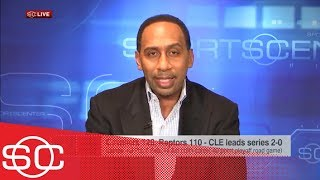 Download Stephen A.: We just saw 'one of the greatest performances' of LeBron's career | SportsCenter | ESPN Video