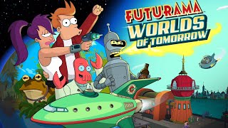 Download Futurama: Worlds of Tomorrow Introduction Video