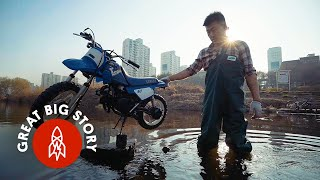 Download Defying Gravity With Korea's Premier Balance Artist Video