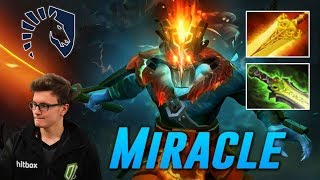 Download Miracle Juggernaut WTF BUILD? | Liquid vs Vega | DreamLeague Dota 2 Video