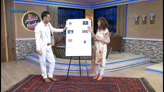 Download لمر ماښام - د نجیبی او رجا راهش لوبه / Lemar Makham - Game of Najiba with Reja Rahish Video