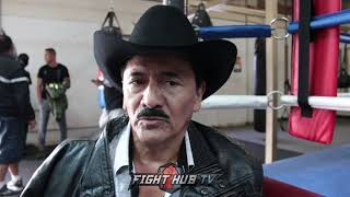 Download LEO SANTA CRUZ SAYS MARES FOUGHT DIRTY IN 1ST FIGHT ″I TRAINED LEO TO KO MARES!″ Video
