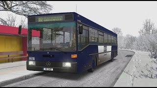 Download OMSI 2. Map Neustedt, Line 802, Mercedes-Benz O407. Part 1 Video