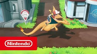 Download Pokémon: Let's Go, Pikachu! y Pokémon: Let's Go, Eevee! - Tráiler general (Nintendo Switch) Video