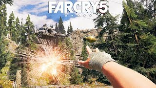 Download FAR CRY 5 - Open World Gameplay #3 (PS4 Pro) @ 1440p ✔ Video