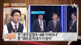 Download 甲철수·MB아바타 따진 안철수 Video