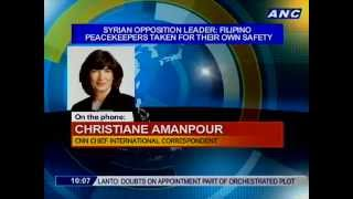 Download CNN's Christiane Amanpour on ANC's The World Tonight Video